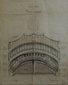 Intérieur du théâtre, 1898 (ACA, M68)