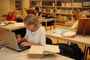 Recherche généalogique aux archives