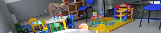 Accueil enfants – parents - Le Club 1er âge