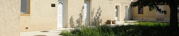 Pôle Santé Social Salin-de-Giraud Photo P. Mercier / Ville d'Arles