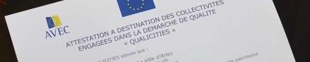 Le label européen Qualicities
