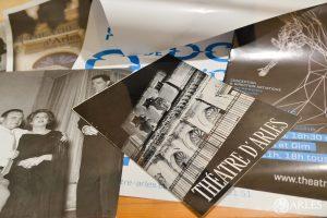 Programmes et affiches du théâtre d'Arles 1960-2000
