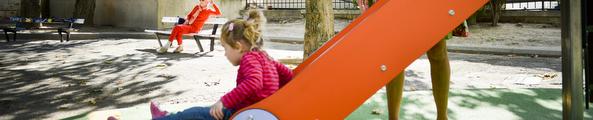 Les aires de jeux à Arles
