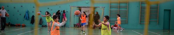 Le gymnase de Salin-de-Giraud Photo D. Bounias / Ville d'Arles