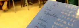 Les ateliers périscolaires Photo D. Bounias / Ville d'Arles