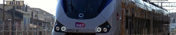 La gare SNCF Photo D. Bounias / Ville d'Arles