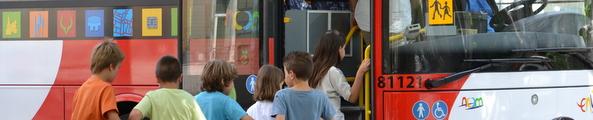 Les transports scolaires Photo ©com accm