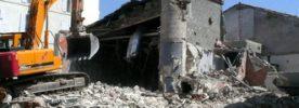 Le permis de démolir Photo D. Bounias / Ville d'Arles