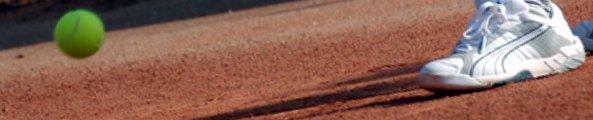 Les courts de tennis à Arles